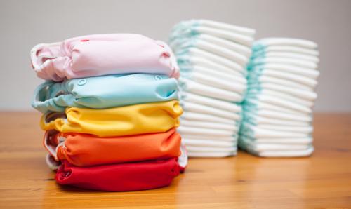 Les couches lavables bientôt populaires ?